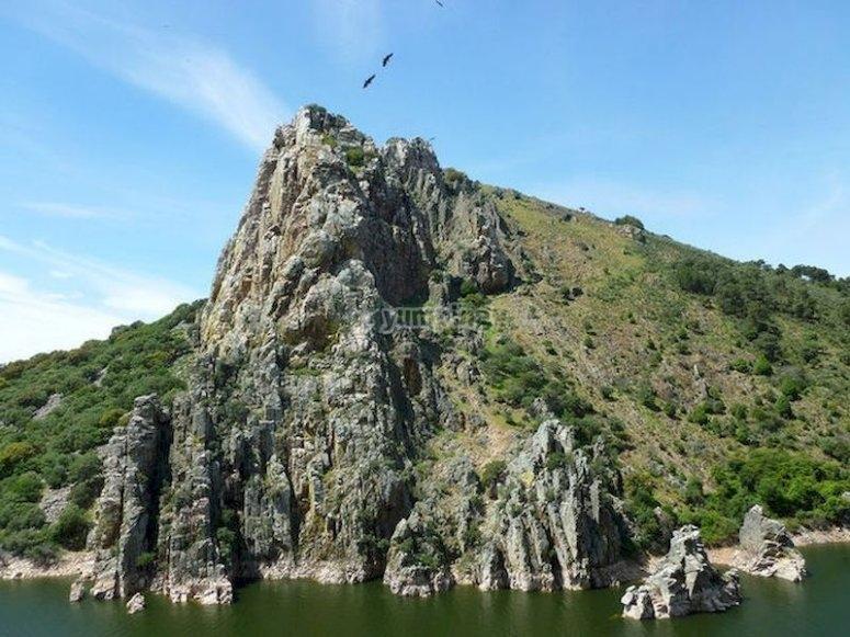 Visitar el Parque Natural de Monfragüe en 4X4
