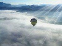 Disfruta de paisajes aéreos