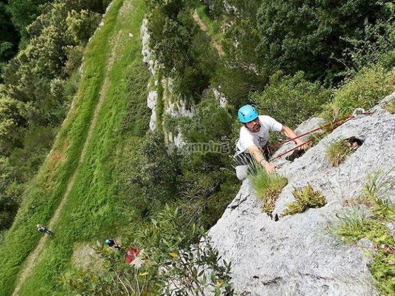 Escala los Picos de Europa