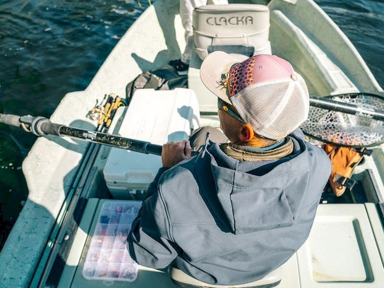 Pesca deportiva en Santander