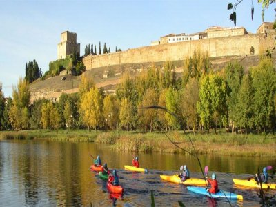 Descenso en piragua 3h Salamanca