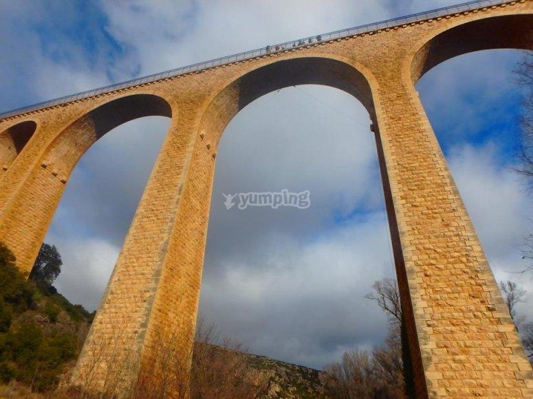 Puente de Albentosa