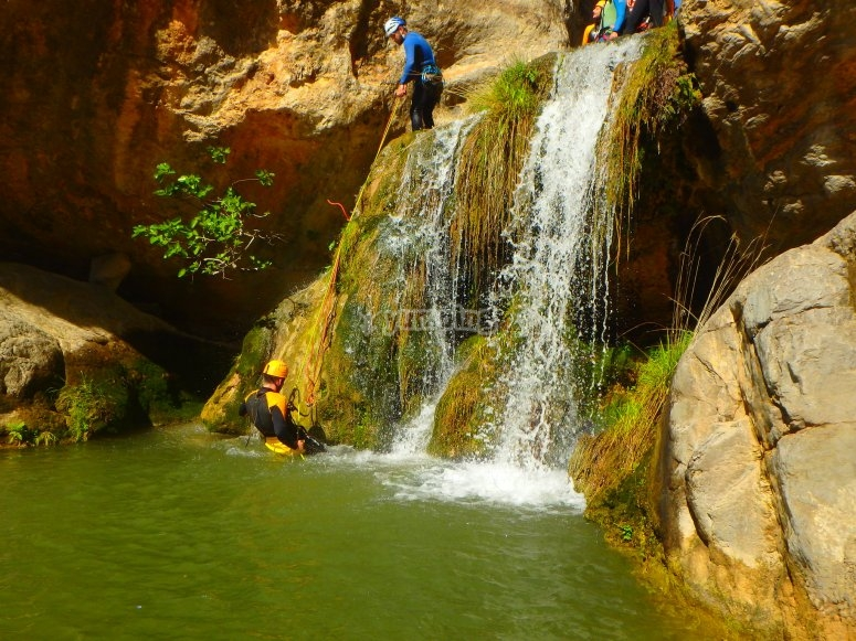 喀斯喀特瀑布