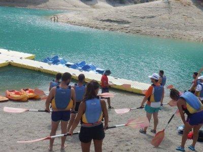 Aventura Vertical Arriate Kayaks