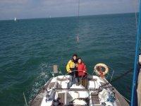 Navigando con gli amici