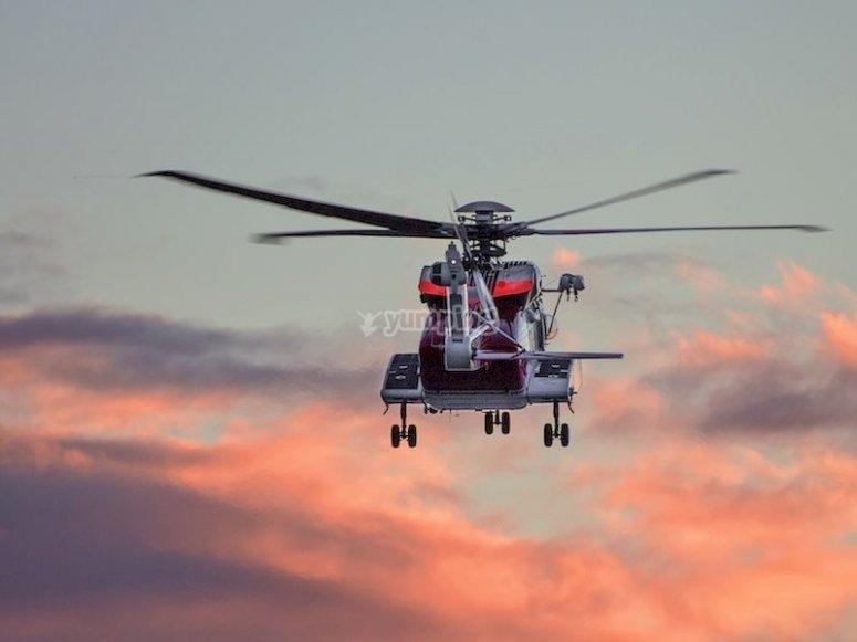 Conoce Ceuta en helicóptero