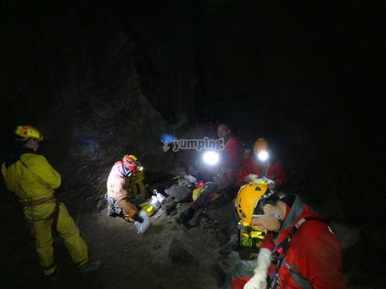 Turismo en cuevas