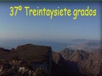 37º Treintaysiete Grados Senderismo