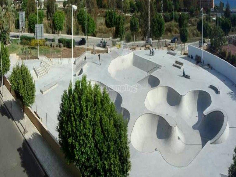 Skatepark Fuengirola