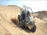 Touring delle dune in buggy