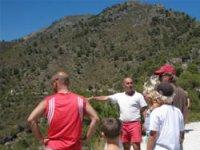 Pasea por el Parque Natural Sierra Almijara