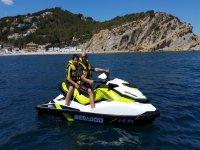 Con las mejores motos de agua