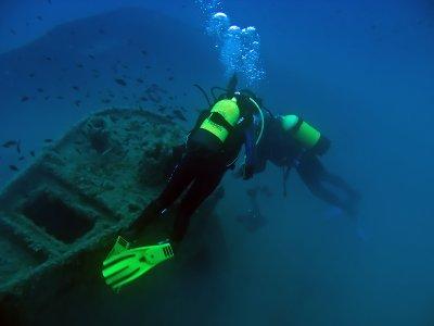 Inmersión de buceo en Canet y alquiler de Botella