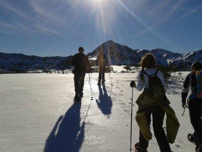 San Isidro的Snowshoes游览