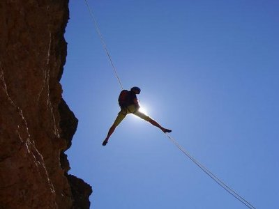 Sin Fronteras Adventure Escalada
