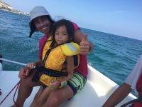 Fomentando las actividades nauticas