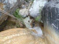 Descenso del barranco de Lenteji