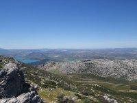 Vistas del Pico Huma