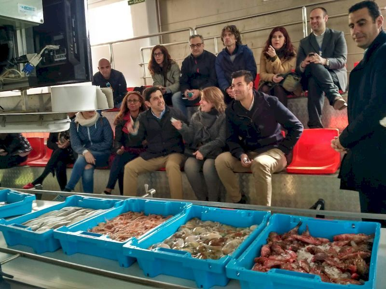 Visita Ayamonte con degustación de gamba de Huelva