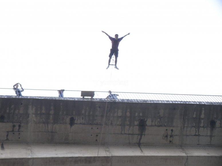 从跳跃飞行