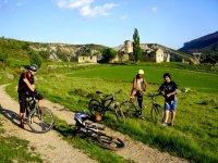Largas jornada de bicicleta
