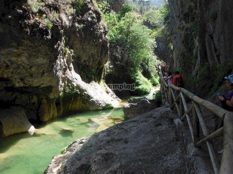 Senderismo en Andújar