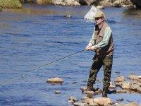 Profesionales de la pesca