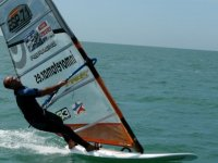 Diversion asegurada con el windsurf