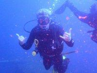 Instructor de Punta Dive