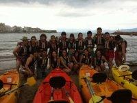 equipos kayals