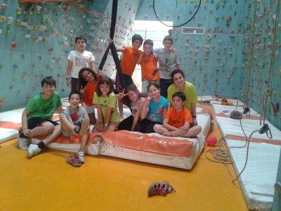 Madrid Vertical Campamentos Urbanos