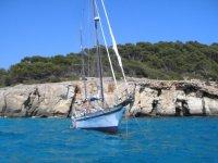 Menorca帆船......整个体验