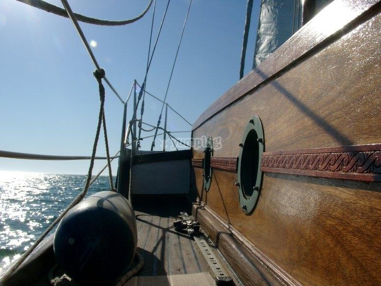 Navegando por el Piedras