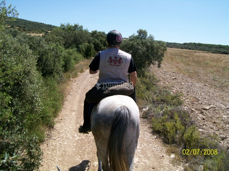 Escapada a caballo por San Valentín