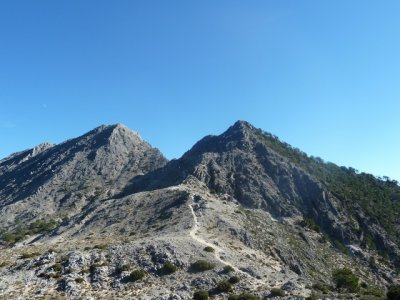 Ruta de senderismo Las Ventas y el Agua