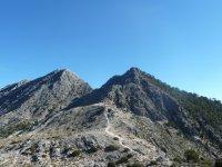 Hiking trips Las Ventas and El Agua