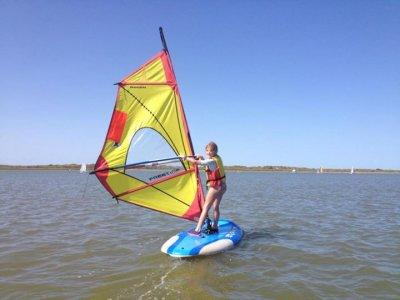 Iniziazione al corso di windsurf 5 h Huelva