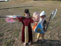 Pequenos arqueros