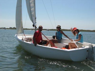 Noleggio barca a vela monoscafo a Huelva 1 ora