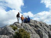 Senderismo Cumbre de la Maroma, 2065 metros