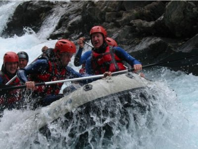 The Pyrenean Experience Rafting