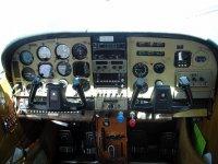 Volar en avioneta en Huesca