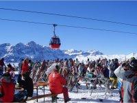 滑雪最好的滑雪练习