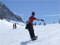 Descensos de snowboard