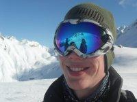 介绍练习潘蒂科萨滑雪雪