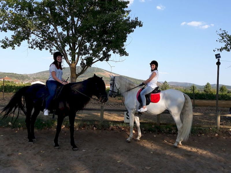 Montar a caballo por la Comarca de Verín