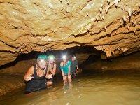 interior cueva acutica