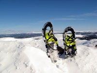 实践指导雪鞋之旅