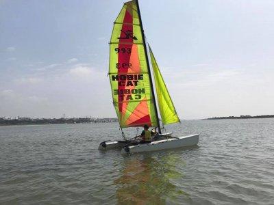 Corso per bambini Catamarano a vela leggero 10h