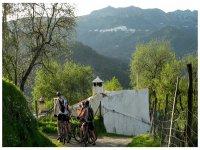 Diviértete con la mountain bike